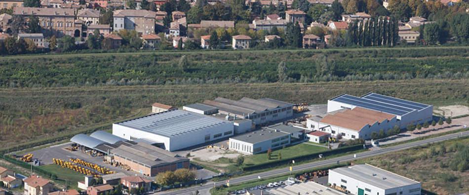 Новый завод компании Fiori Group S.p.A
